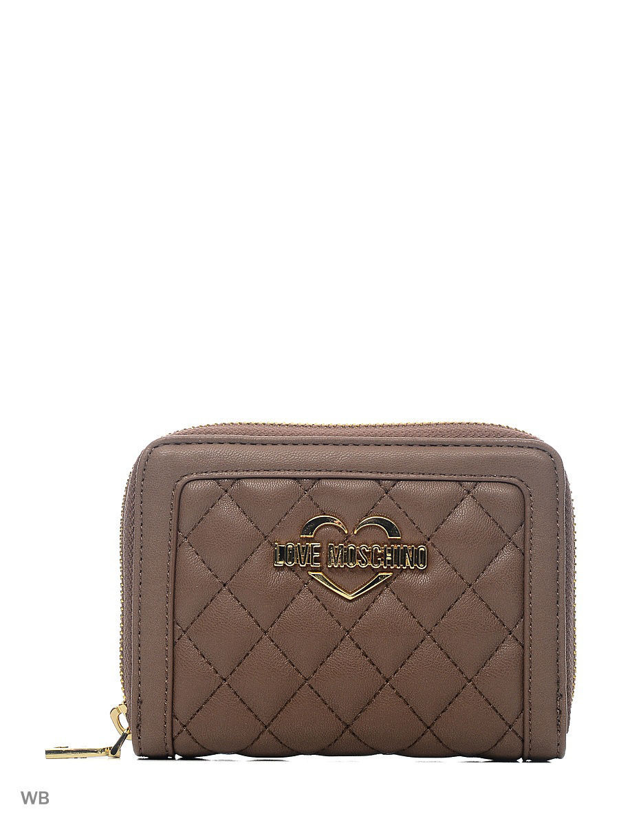 Кошелек Love Moschino JC5536PP04KA0201CAMEL
