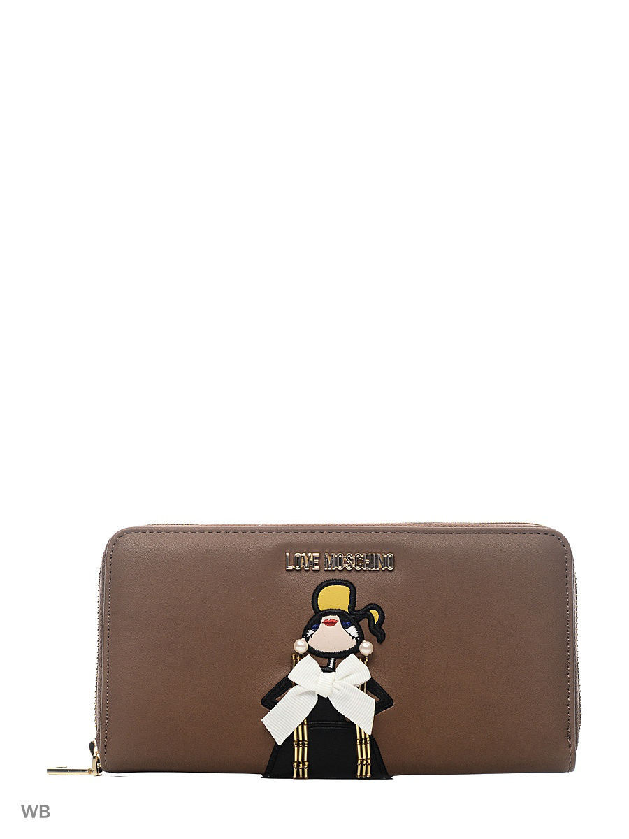 Кошелек Love Moschino JC5561PP04KM0201CAMEL