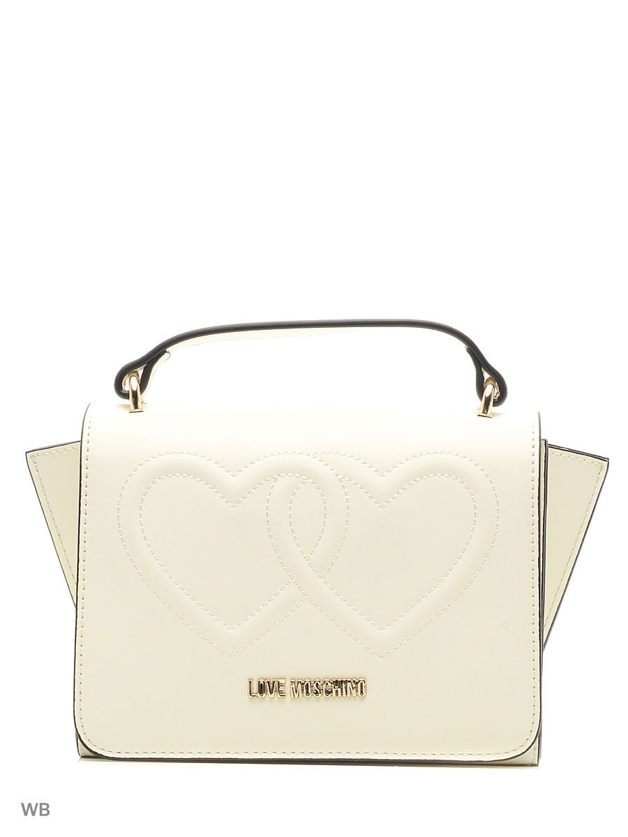 Большая сумка Love Moschino JC4293PP04KK0110IVORY