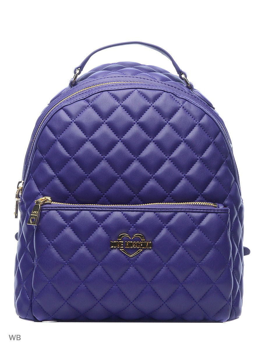 Рюкзак Love Moschino JC4210PP04KA0650PURPLE