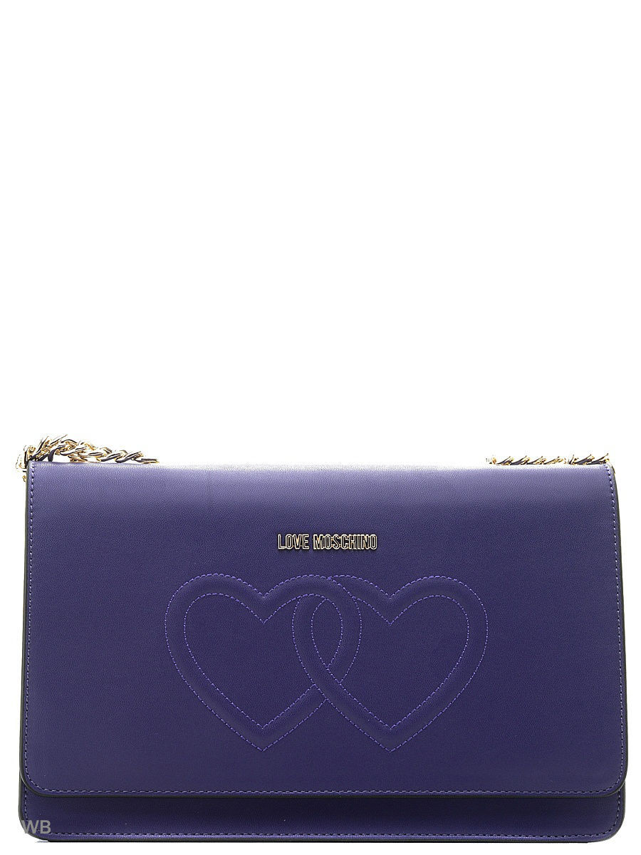 Большая сумка Love Moschino JC4290PP04KK0650PURPLE
