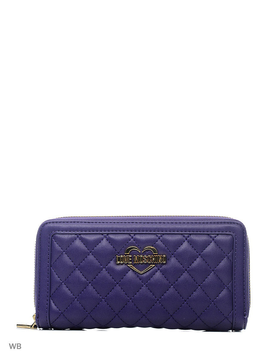 Кошелек Love Moschino JC5540PP04KA0650PURPLE