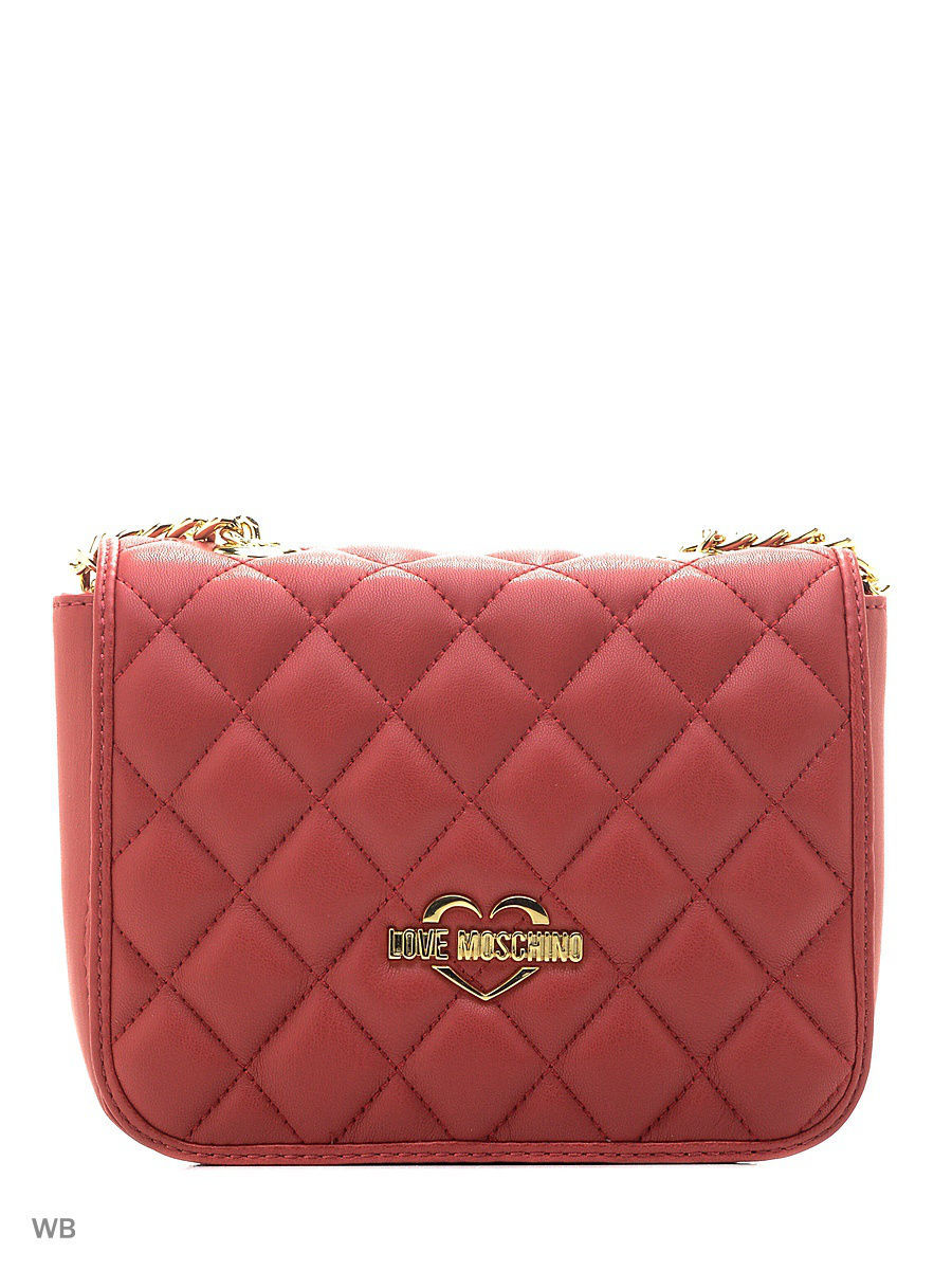 Большая сумка Love Moschino JC4202PP04KA0500RED