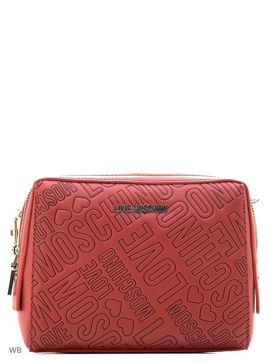 Большая сумка Love Moschino JC4231PP04KC0500RED