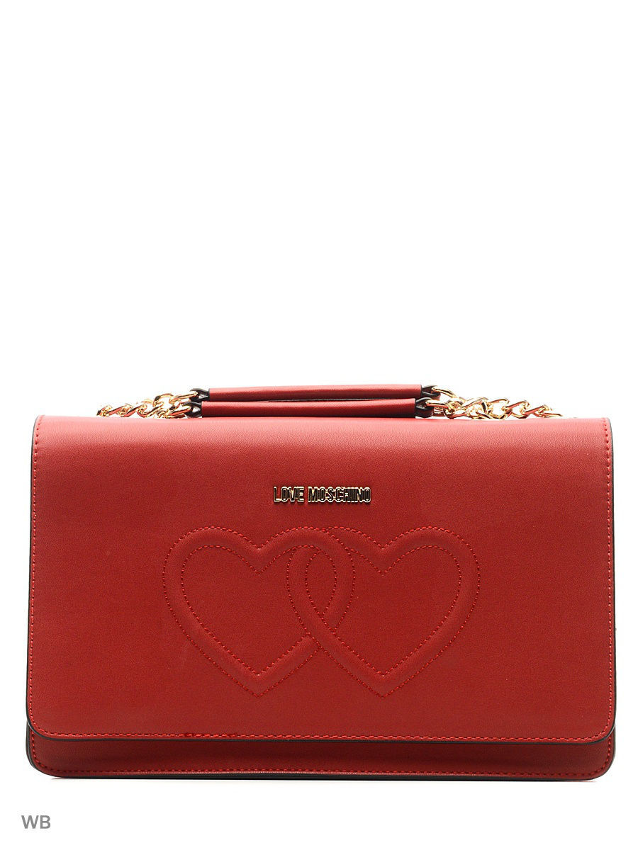 Большая сумка Love Moschino JC4290PP04KK0500RED
