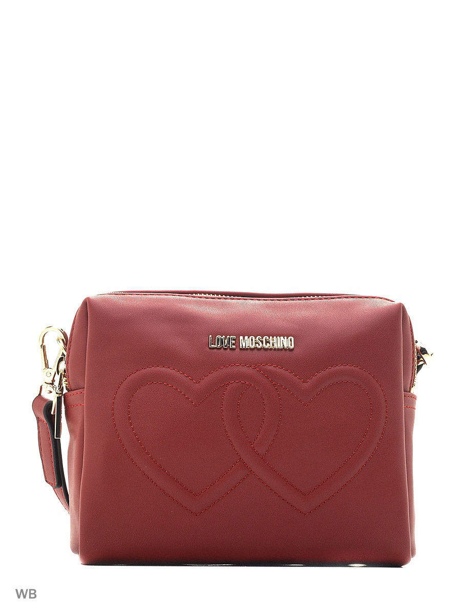 Большая сумка Love Moschino JC4295PP04KK0500RED