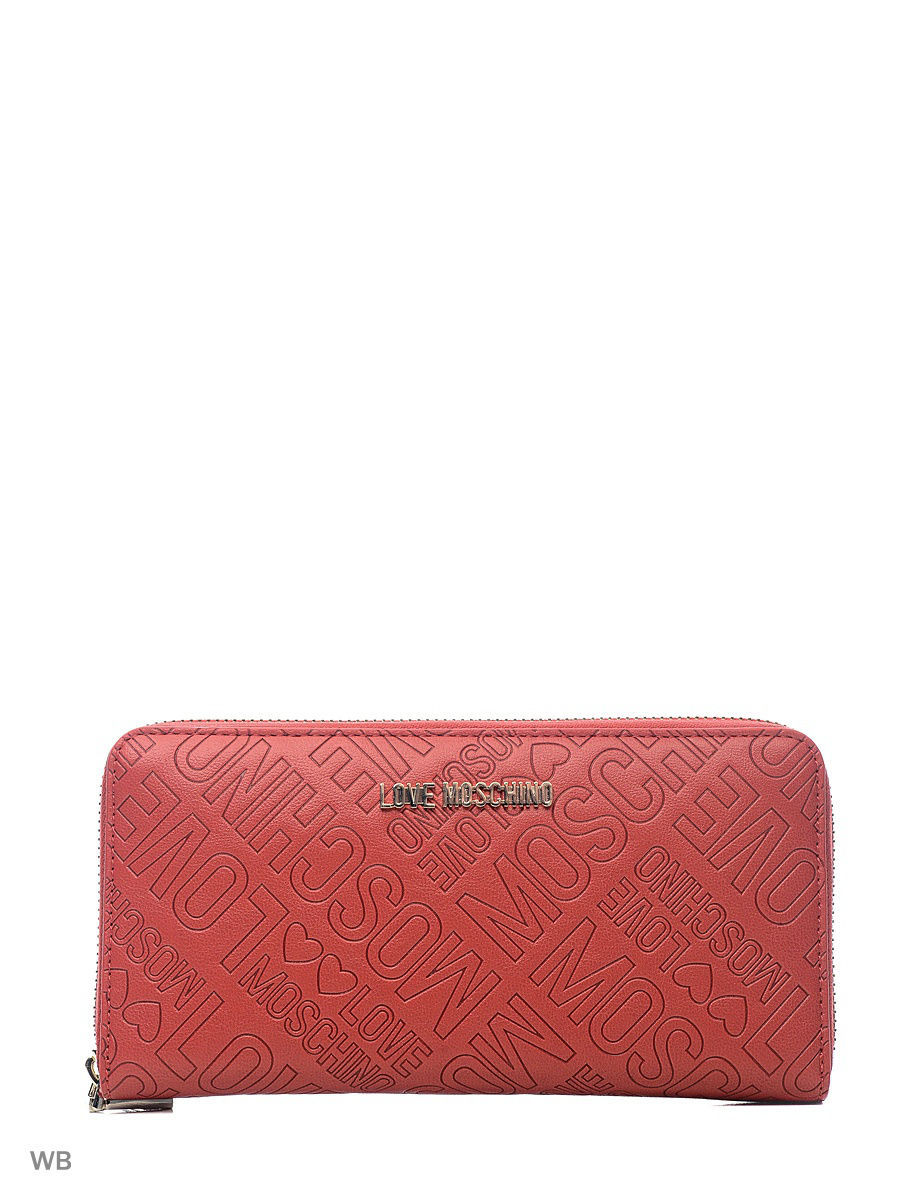 Кошелек Love Moschino JC5546PP04KC0500RED