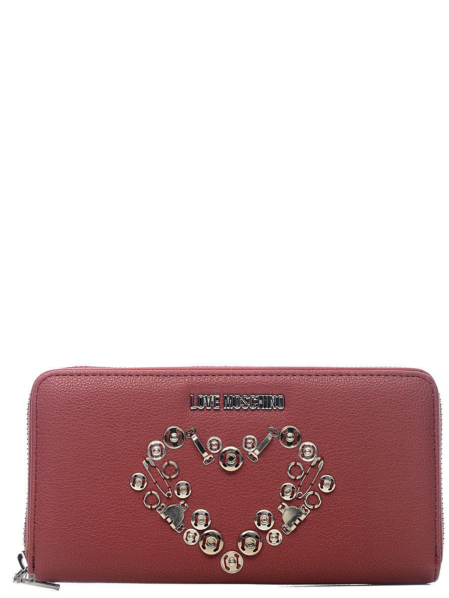 Кошелек Love Moschino JC5567PP04KR0500RED