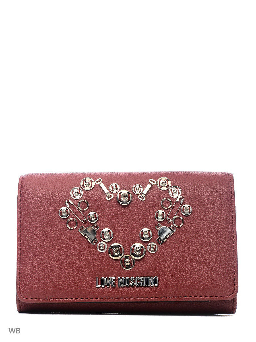 Кошелек Love Moschino JC5568PP04KR0500RED