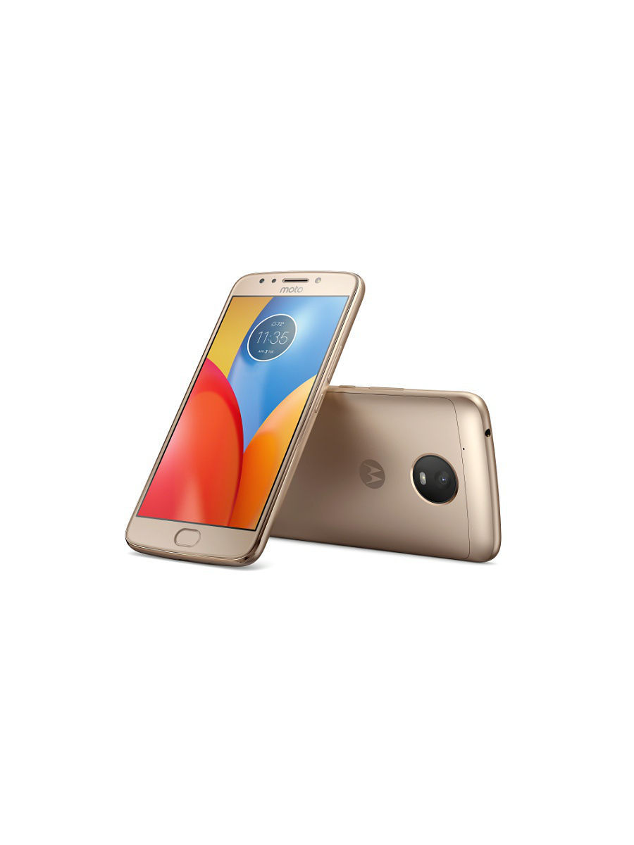 Motorola E Plus XT1771 Gold