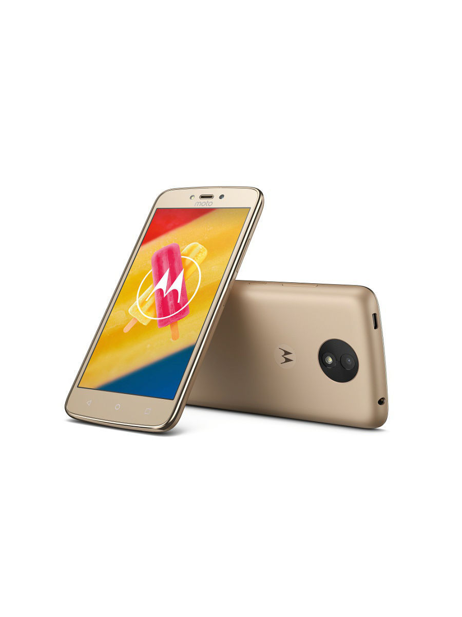 Motorola C Plus XT1723 Gold