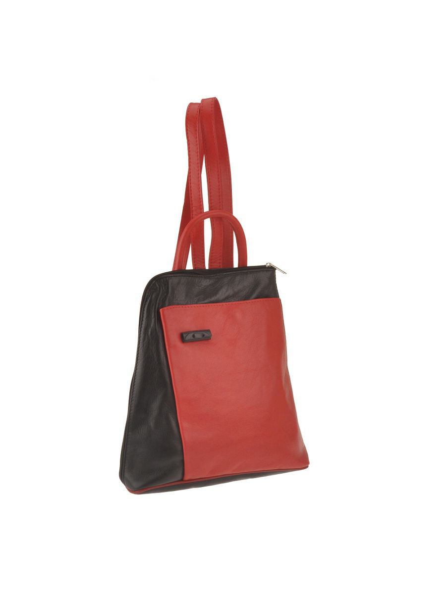 Рюкзак Emilio masi 668188-4/red-black