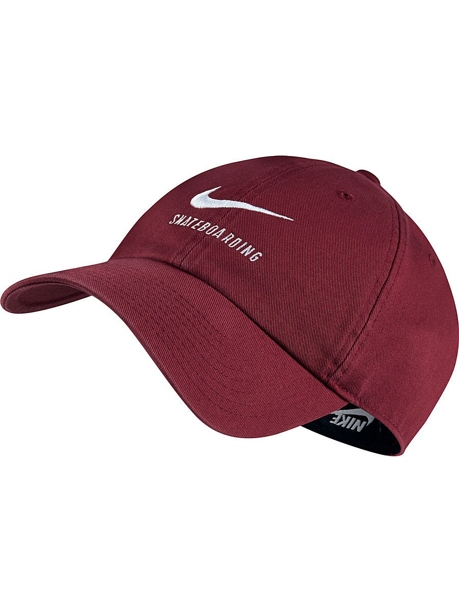 Бейсболки Nike Бейсболка U NK H86 CAP SB TWILL кепка ent u nk true cap core