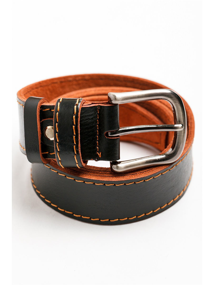 Ремень Captain CPN-BELT-LTRBCL-BLK/Черный