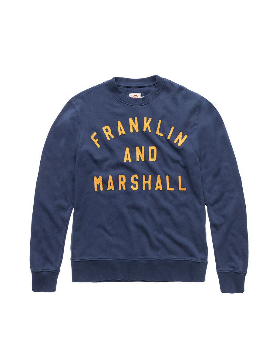 Свитшоты FRANKLIN AND MARSHALL Свитшот franklin & marshall fr949emvga84 franklin & marshall
