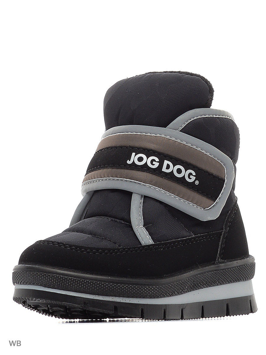 Ботинки Jog Dog Ботинки ботинки jog dog 14007dr black extralux