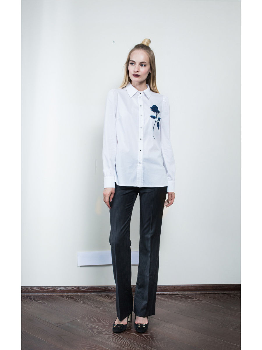 Блуза Personage 202-6AW1700-211-01ML004/WT
