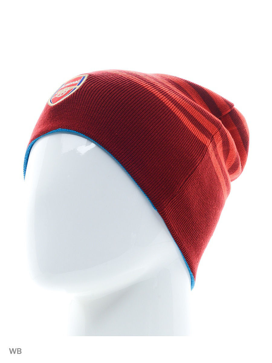 Шапки PUMA Шапка Arsenal reversible Beanie шапка puma puma pu053cmcer08