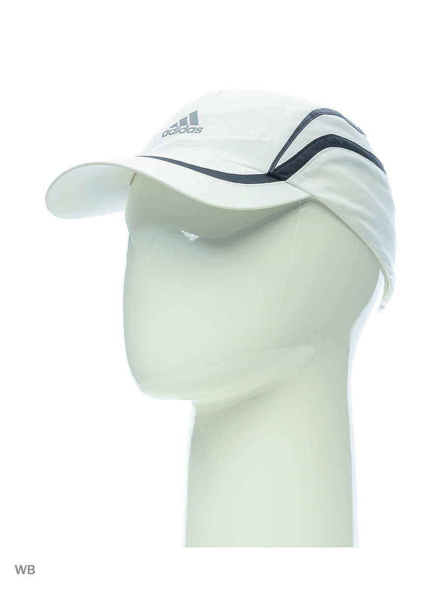 Кепки Adidas Кепка RUN CC CAP WHT/BLACK/REFSIL adidas performance run tight m
