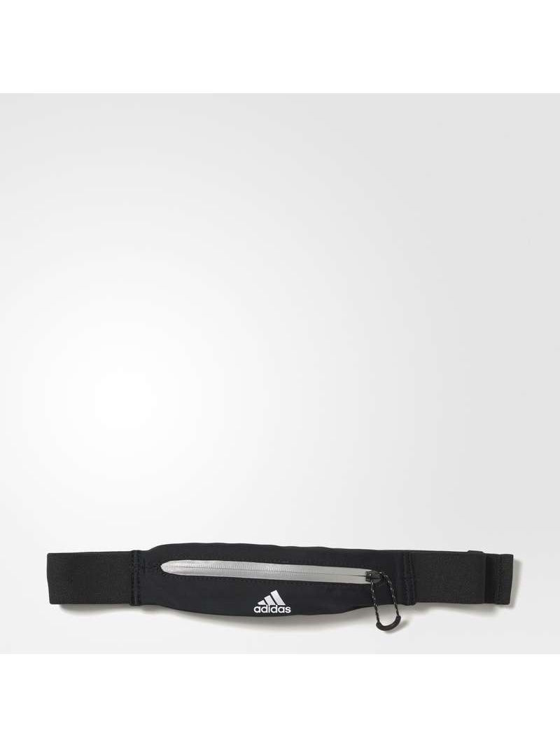 Сумка поясная RUN BELT BLACK/REFSIL/WHITE