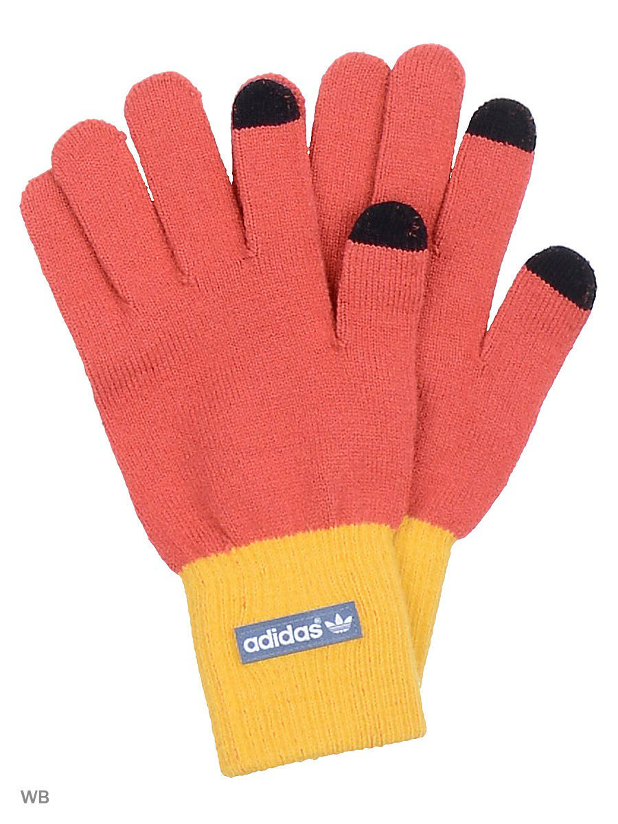 Перчатки Adidas Перчатки GLOVES SMART PH CORGOL/RAWRED/FADINK