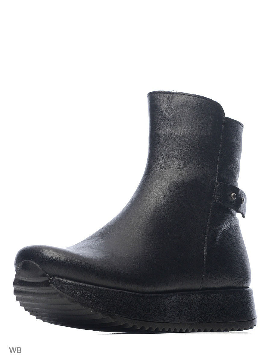 Полусапоги Bueno shoes CAMR106URLABLACK