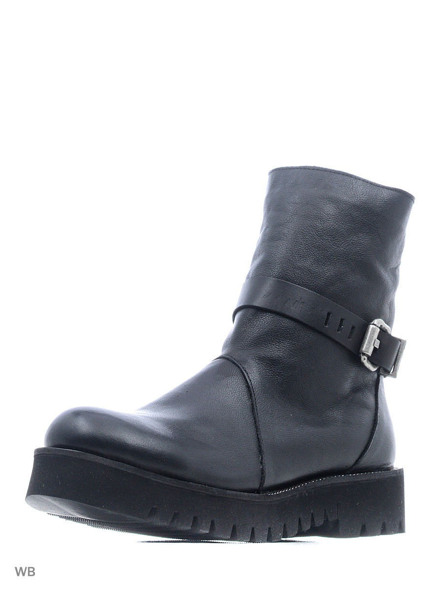 Полусапоги Bueno shoes K4700URLABLACK-B.BLACKVEG.