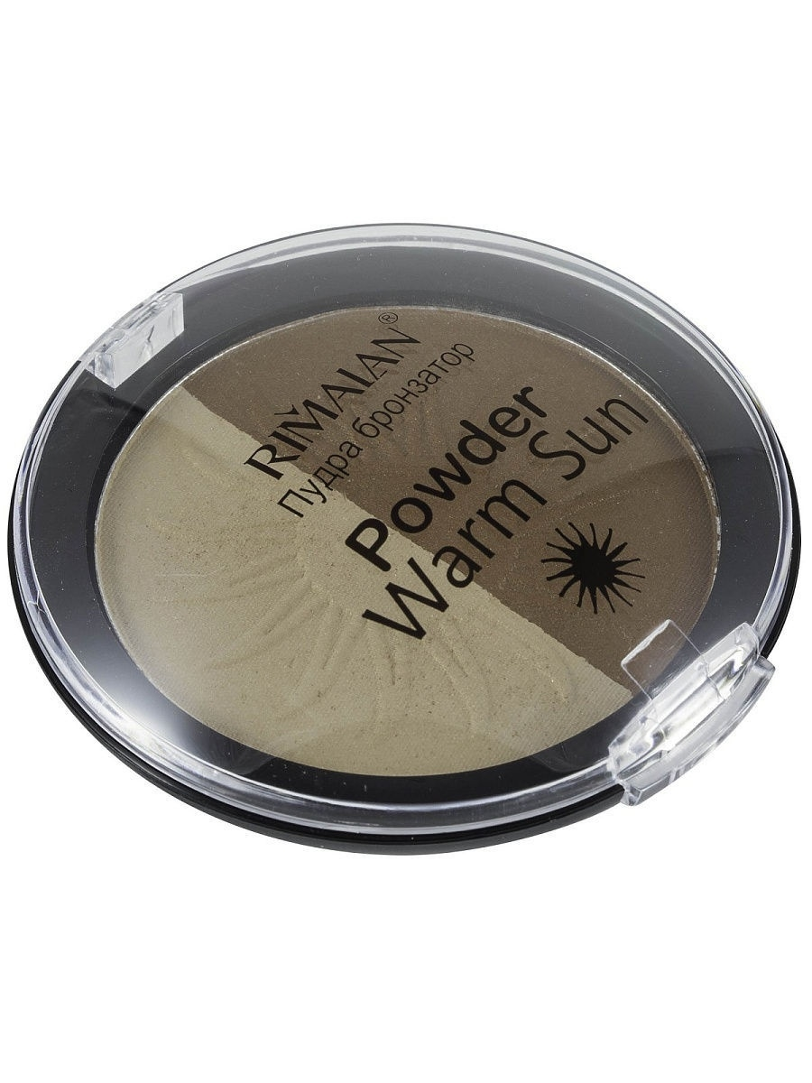Бронзеры Rimalan P45-01 Пудра бронзатор Powder Warm Sun Тон 01 12гр. пудра для лица photoready powder light medium 20