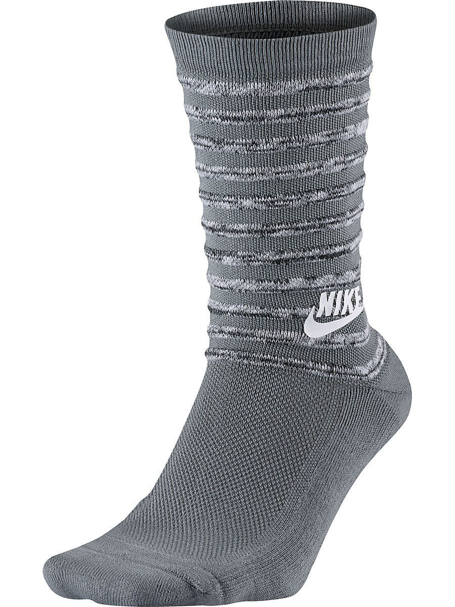 Гольфы Nike Гольфы NSW MEN'S TECH PACK CREW гольфы nike гольфы nike women s elt high intens