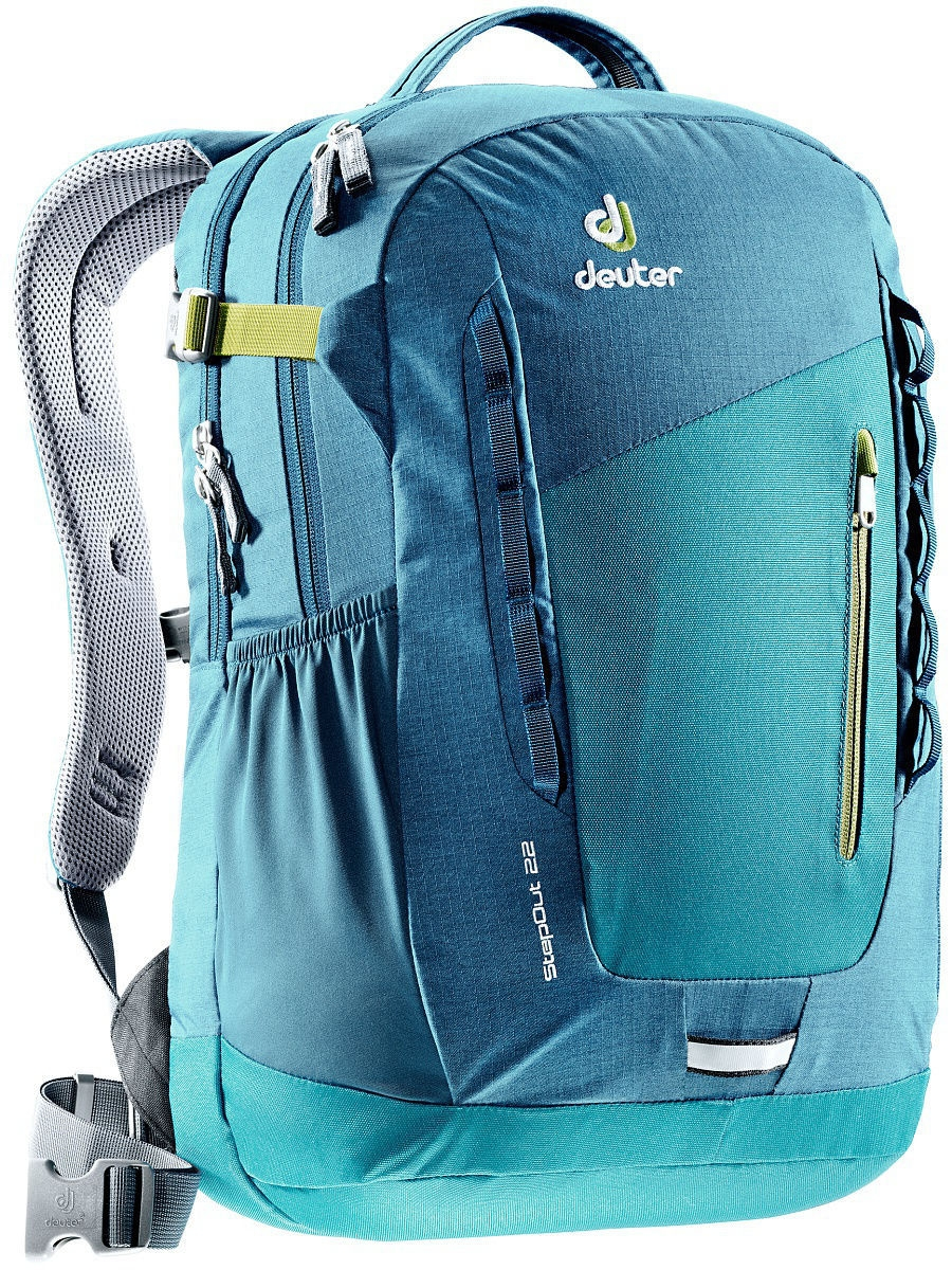 Рюкзаки Deuter Рюкзак StepOut 22 dresscode-black рюкзак deuter daypacks gigant bay dresscode б р uni