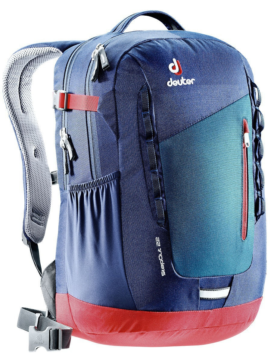 Рюкзаки Deuter Рюкзак StepOut 22 dresscode-black сумки deuter сумка на плечо deuter 2016 17 tommy l dresscode black б р
