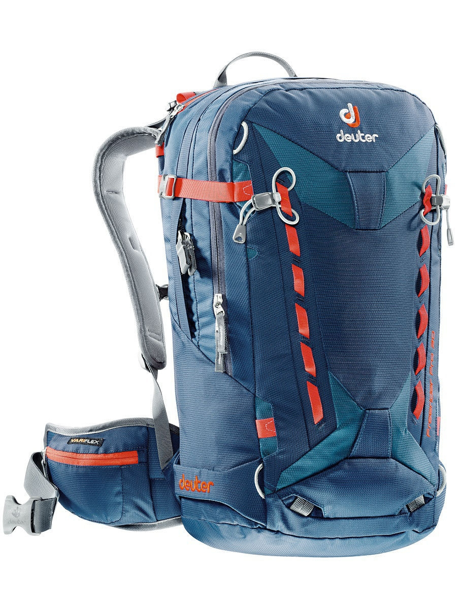 Рюкзаки Deuter Рюкзак Deuter 2017-18 Freerider Pro 30 рюкзак deuter deuter alpine winter pace красный 36л