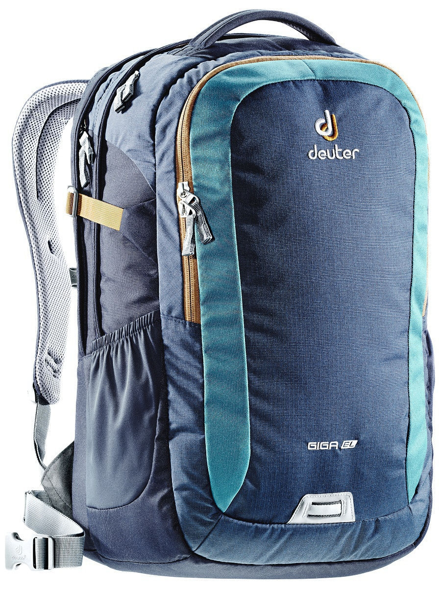 Рюкзаки Deuter Рюкзак Giga EL dresscode-black сумки deuter сумка на плечо deuter 2016 17 tommy l dresscode black б р