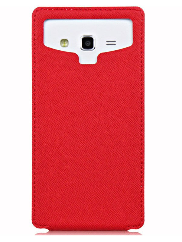 Чехлы для телефонов Partner Universal Flip-case 5.8 red Чехол для телефона highscreen flip case чехол для power five white