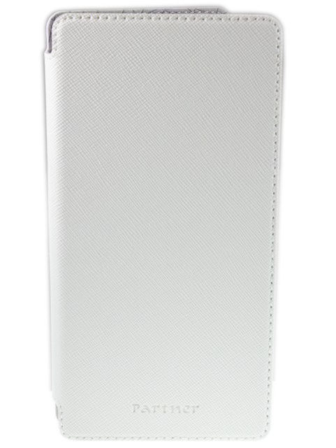 Чехлы для телефонов Partner Partner ПР033274 Universal Flip-case 5.8 white (пакет) highscreen flip case чехол для power five white