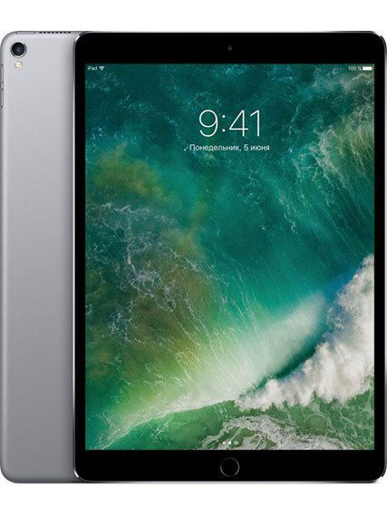 Планшеты Apple Apple ipad 64gb 10.5 space grey 3 gen 2017 apple ipod touch 6g 64gb space grey mp 3 плеер