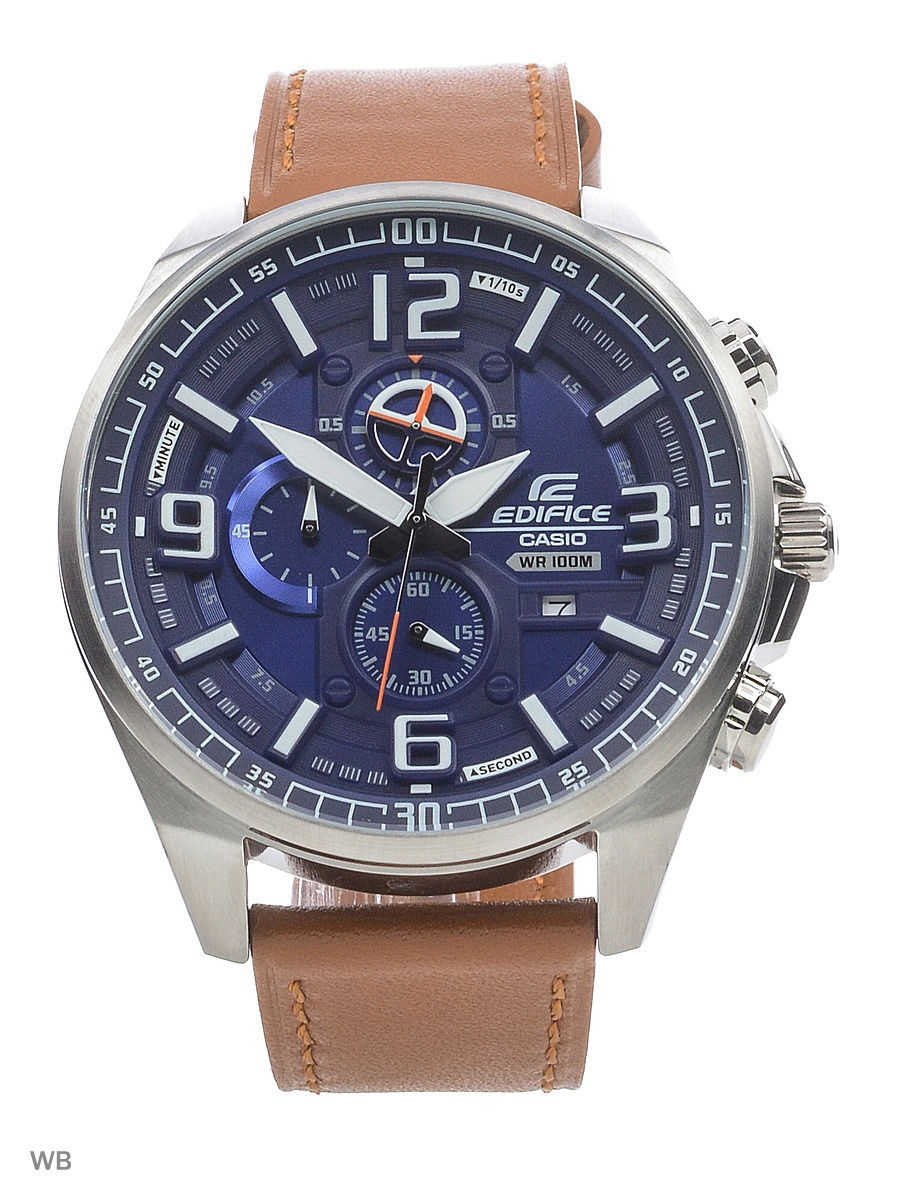 Часы наручные CASIO Часы EDIFICE EFR-555L-2A casio edifice efr 555l 2a