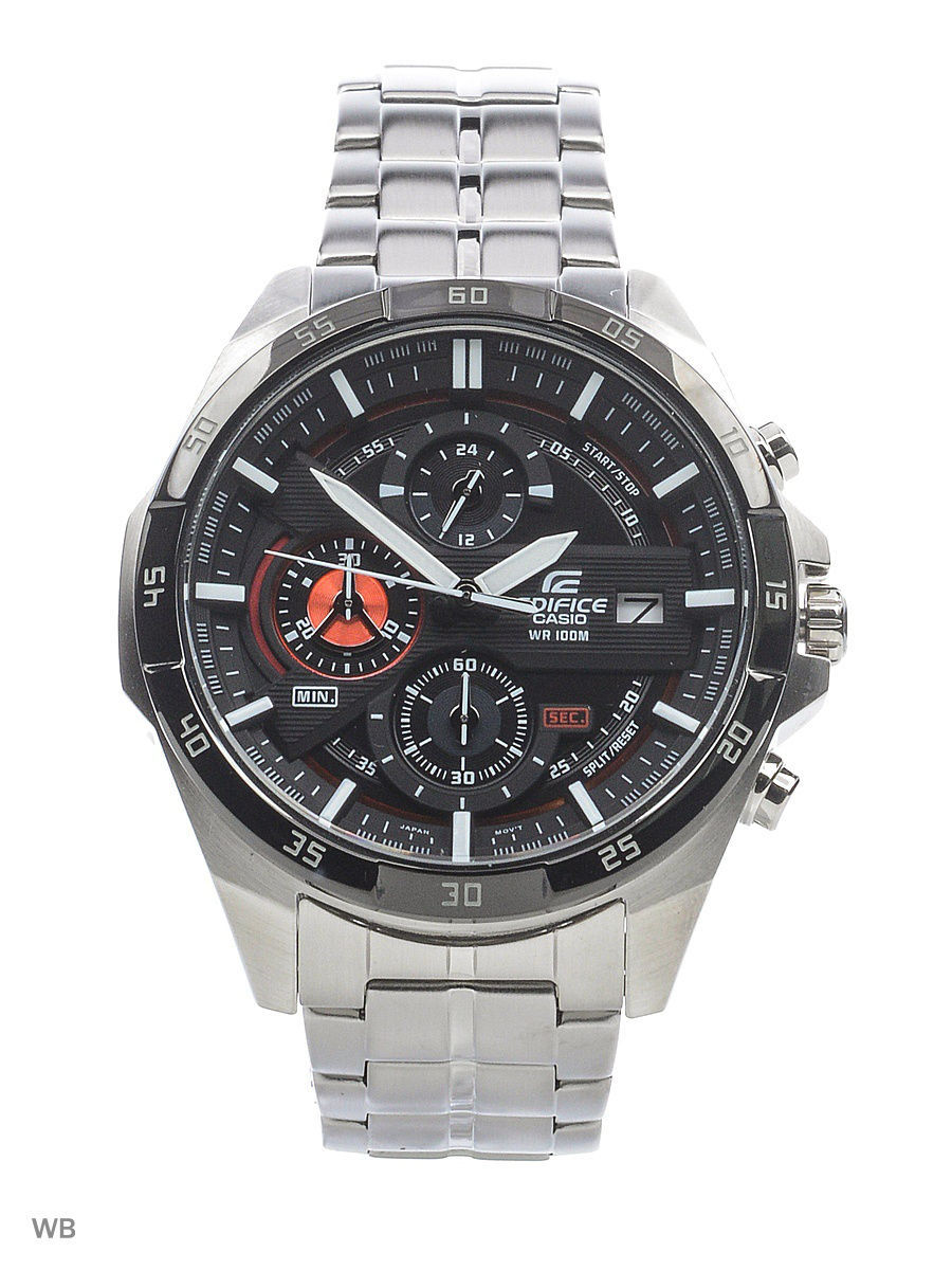 Часы наручные CASIO Часы EDIFICE EFR-556DB-1A casio часы edifice efr 538d 1a
