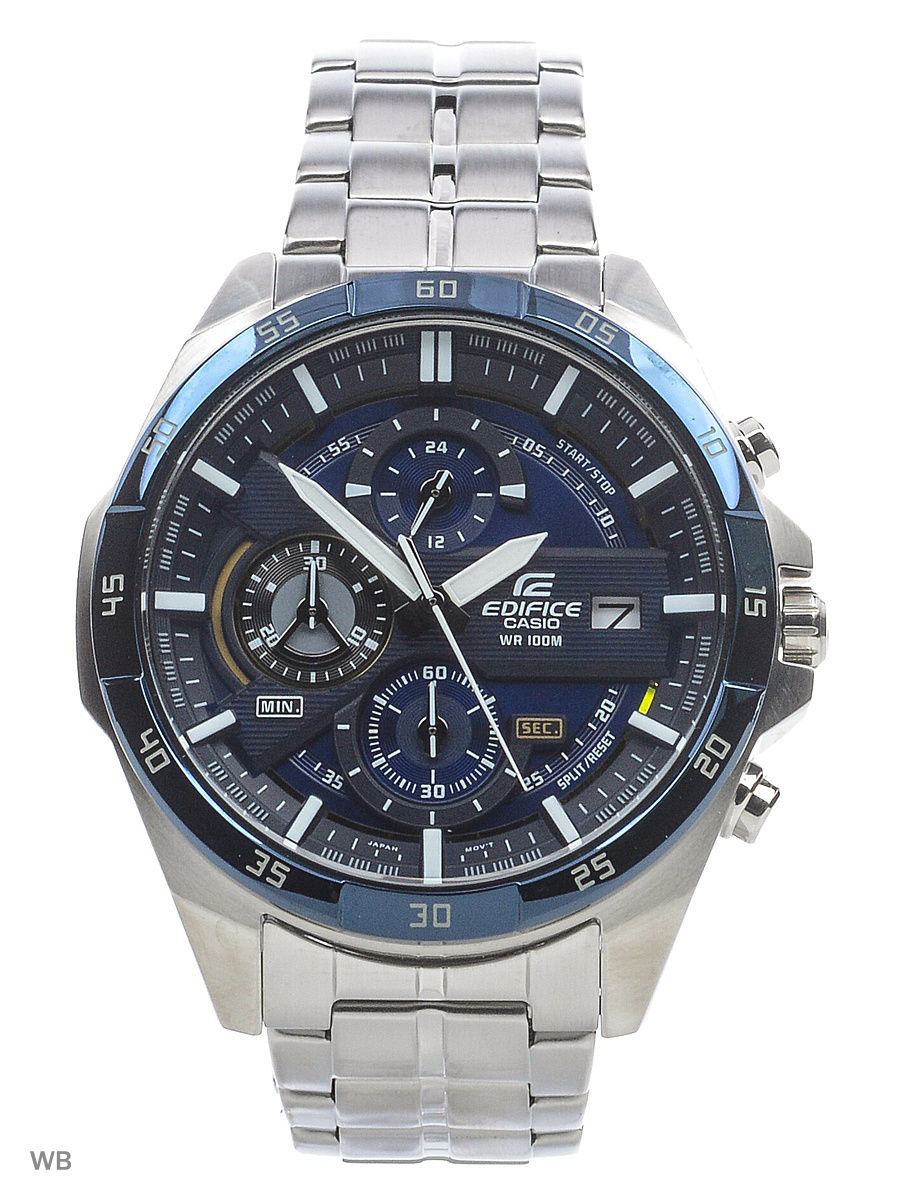 Часы наручные CASIO Часы EDIFICE EFR-556DB-2A casio часы casio efr 539rb 2a коллекция edifice infiniti red bull racing