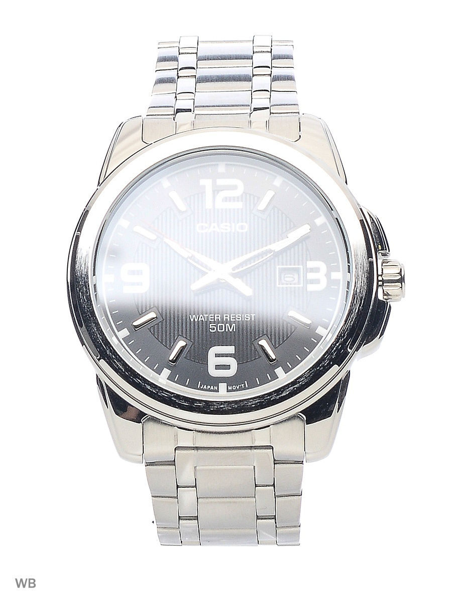 Часы наручные CASIO Часы Casio MTP-1314PD-1A часы casio collection mtp 1314pd 1a silver black