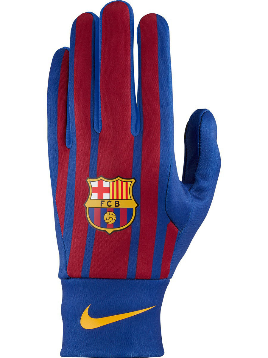 Перчатки FCB NK STADIUM GLOVE HOME