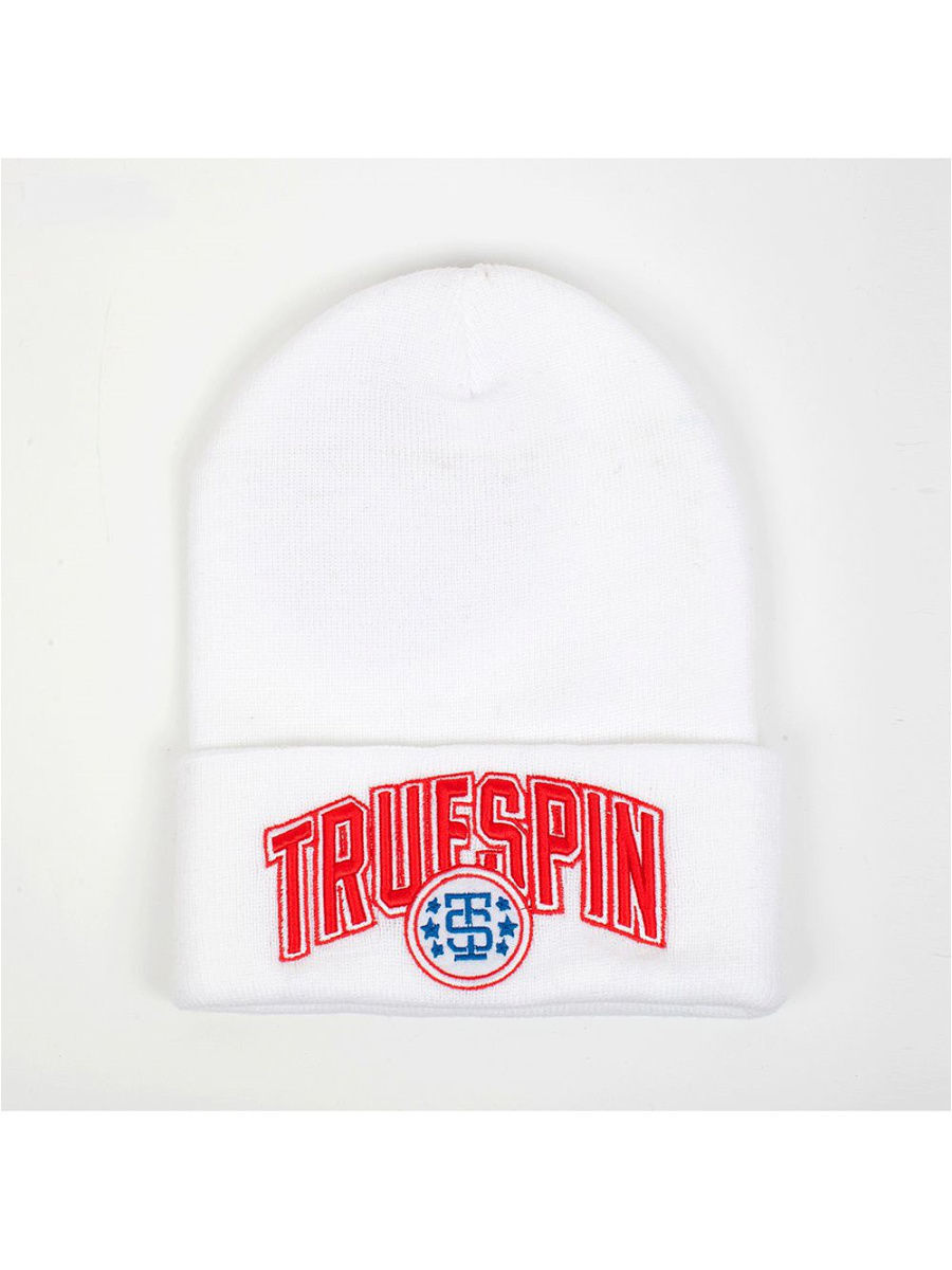 Шапка True Spin TS-BASCL13/White-Blue-Red