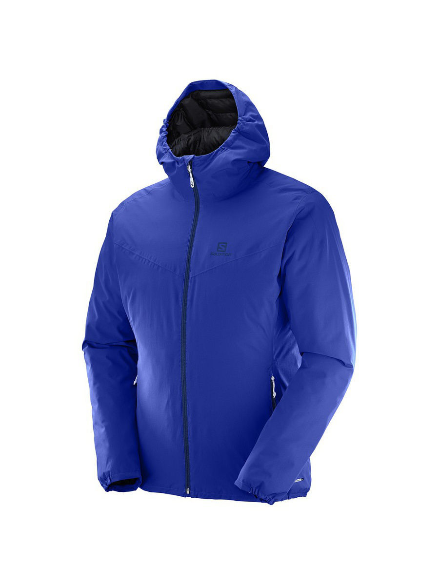 купить  Куртки SALOMON Куртка ESSENTIAL INSULATED JKT M Surf The Web  недорого