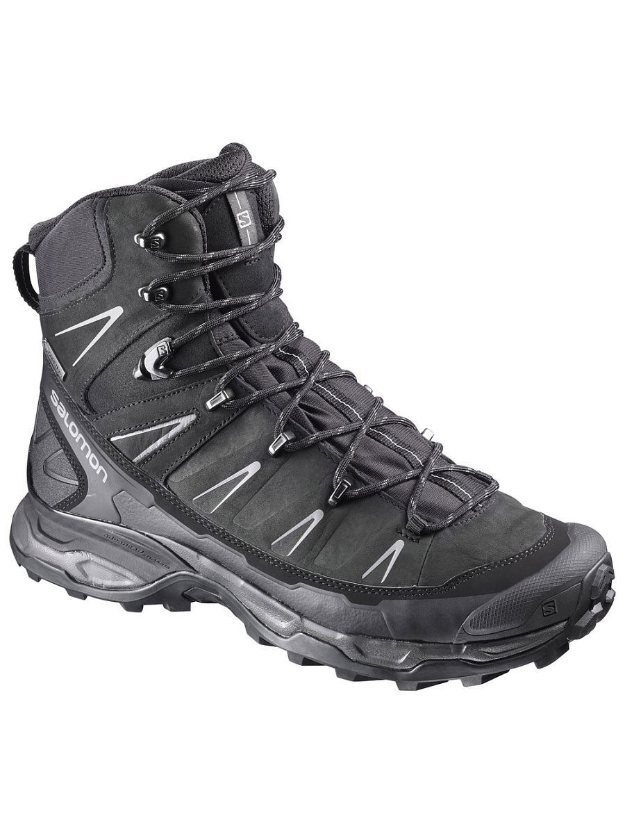 Ботинки SALOMON Ботинки SHOES X ULTRA TREK GTX BLACK/BLACK/ATOB  salomon salomon x ultra mid 2 gtx женские