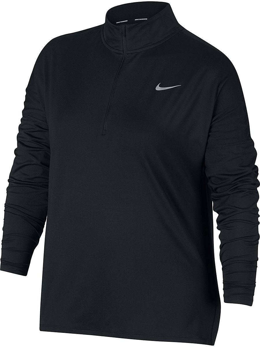 Лонгслив Nike Лонгслив W NK DRY ELMNT TOP HZ EXT лонгслив nike лонгслив m nk dry elmnt top hz