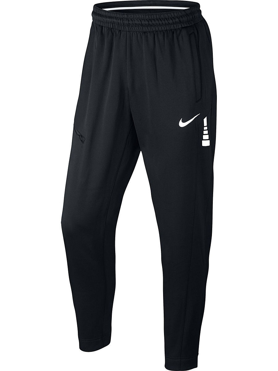 Брюки Nike Брюки M NK THRMA ELITE PANT TAPERED повязки nike чулок для щитков nike guard lock elite se0173 011