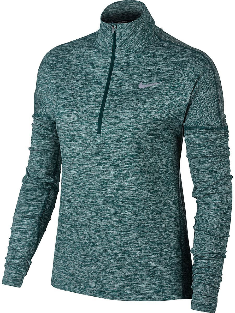 Лонгслив Nike Лонгслив W NK DRY ELMNT TOP HZ лонгслив nike лонгслив m nk dry elmnt top hz