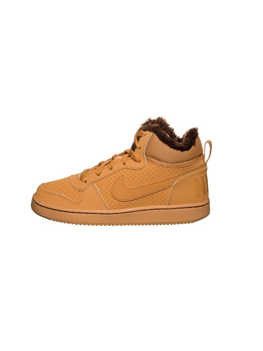 Сникеры Nike Сникеры NIKE COURT BOROUGH MID WNTR GS nike court borough mid nike
