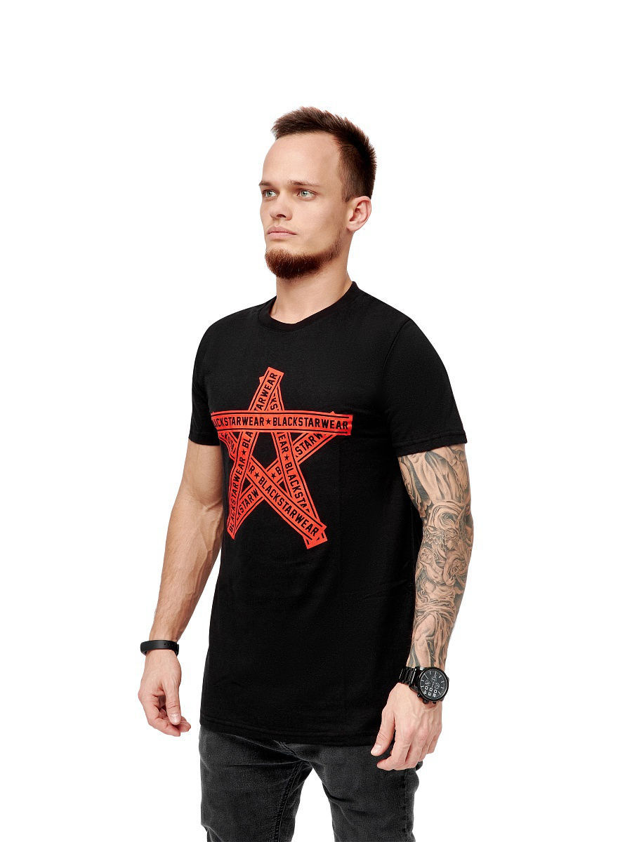Футболка Black Star Wear Футболка мужская TAPES STAR интернет магазин black star одежда