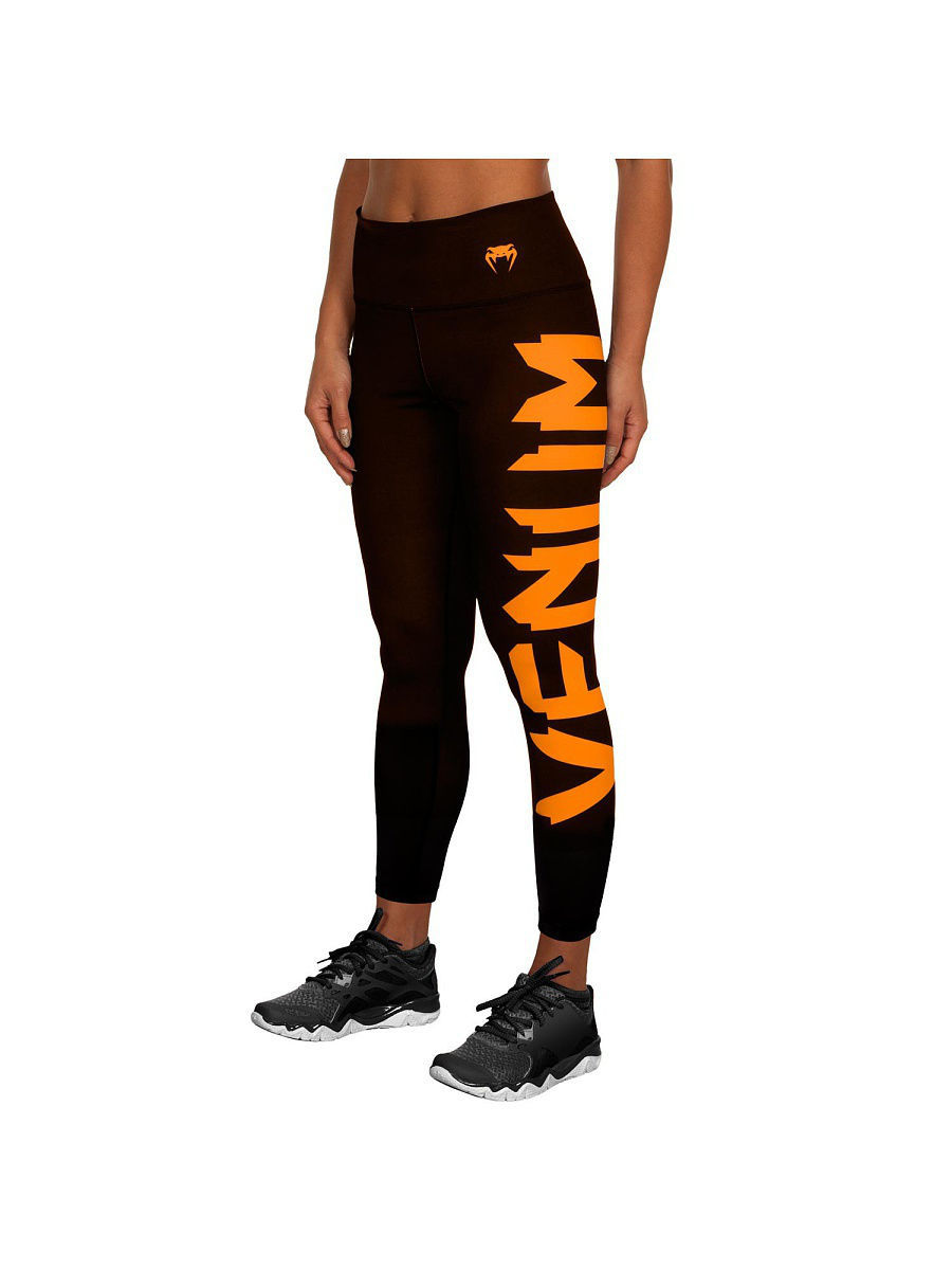 Тайтсы Venum Тайтсы Venum Giant Black/Coral тайтсы venum компрессионные тайтсы zombie return black